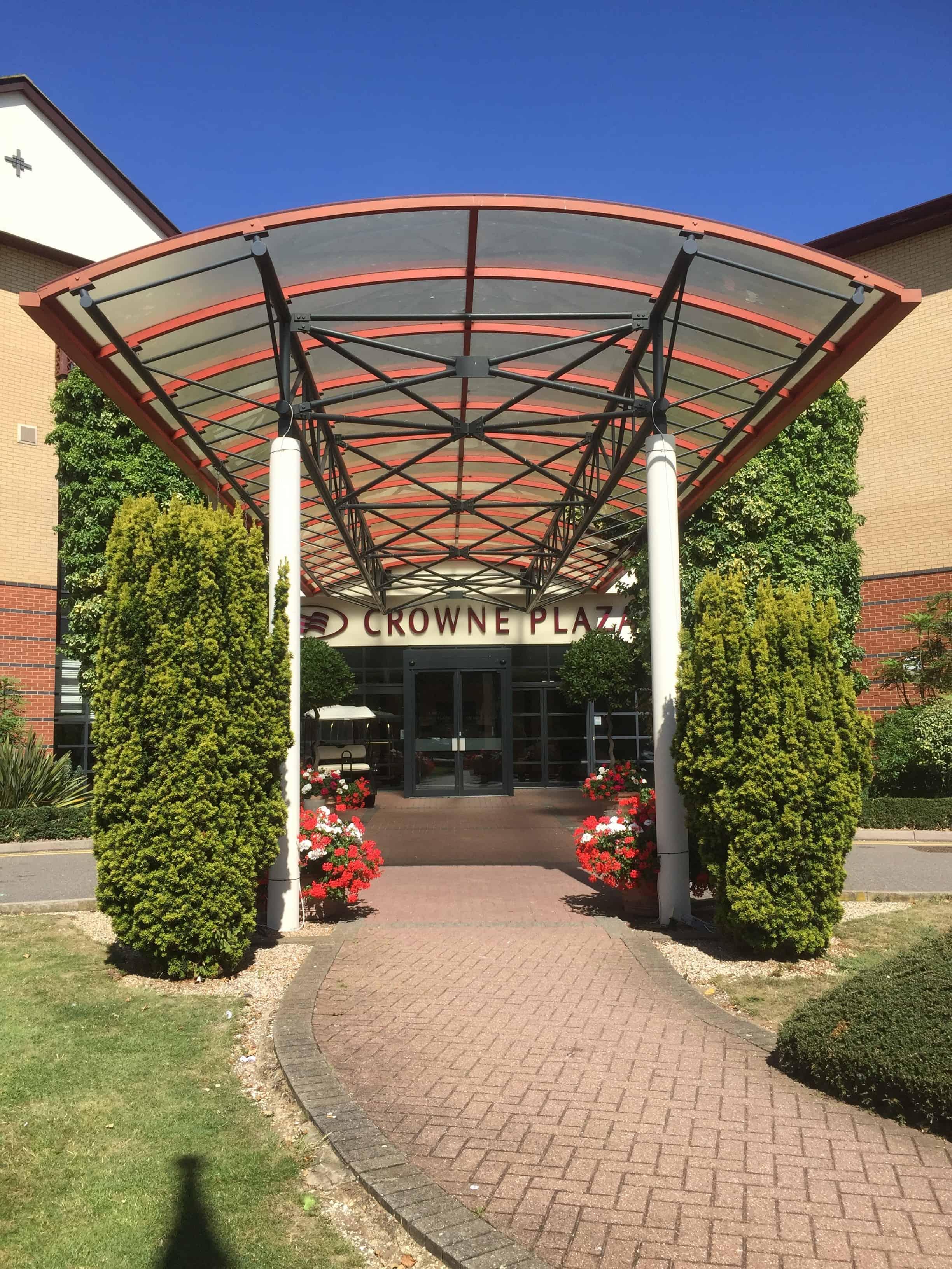 Crowne Plaza Hotel Colchester