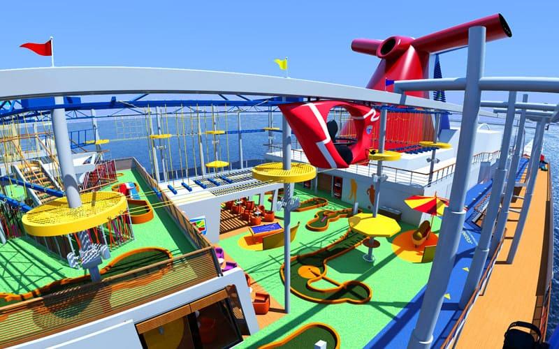 Carnival Cruise Line - Vista