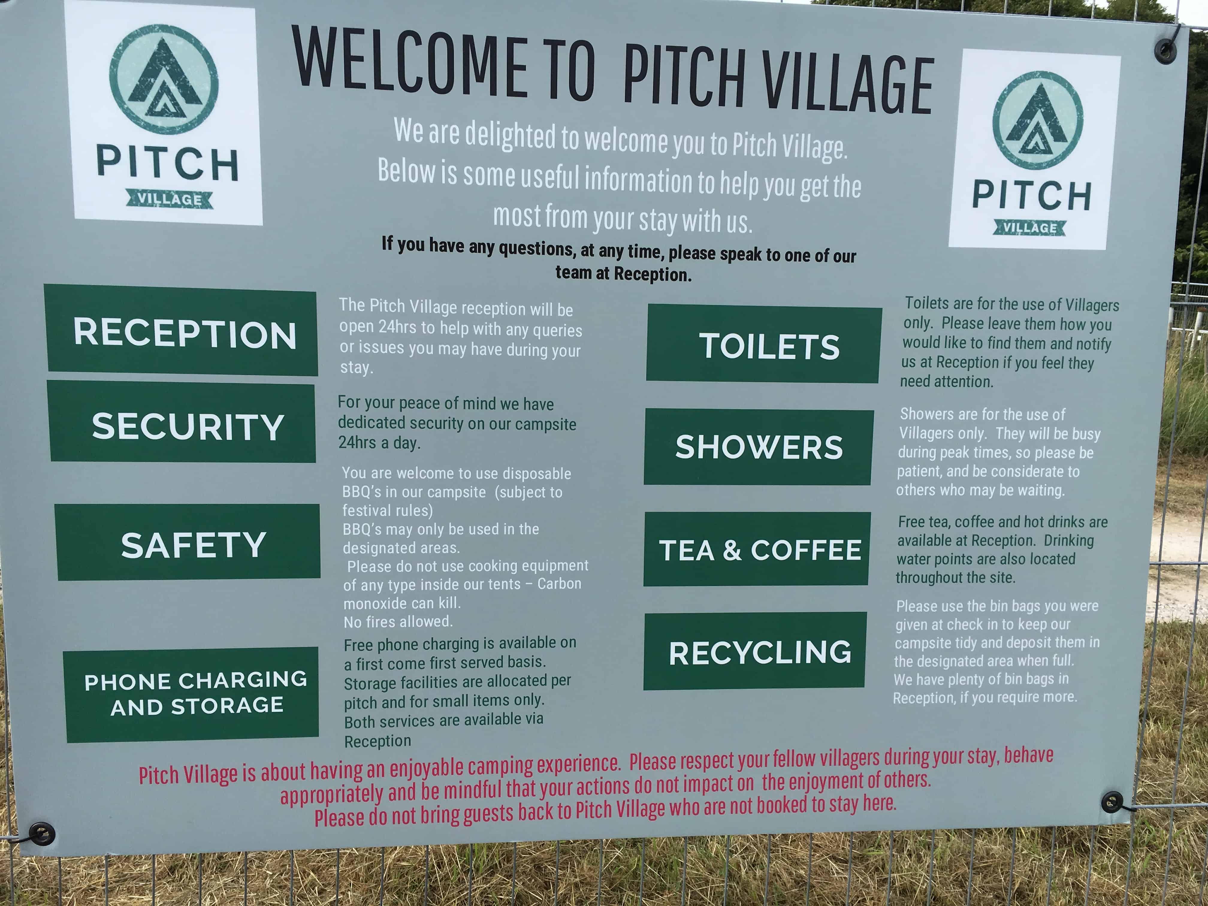 Pitch Village