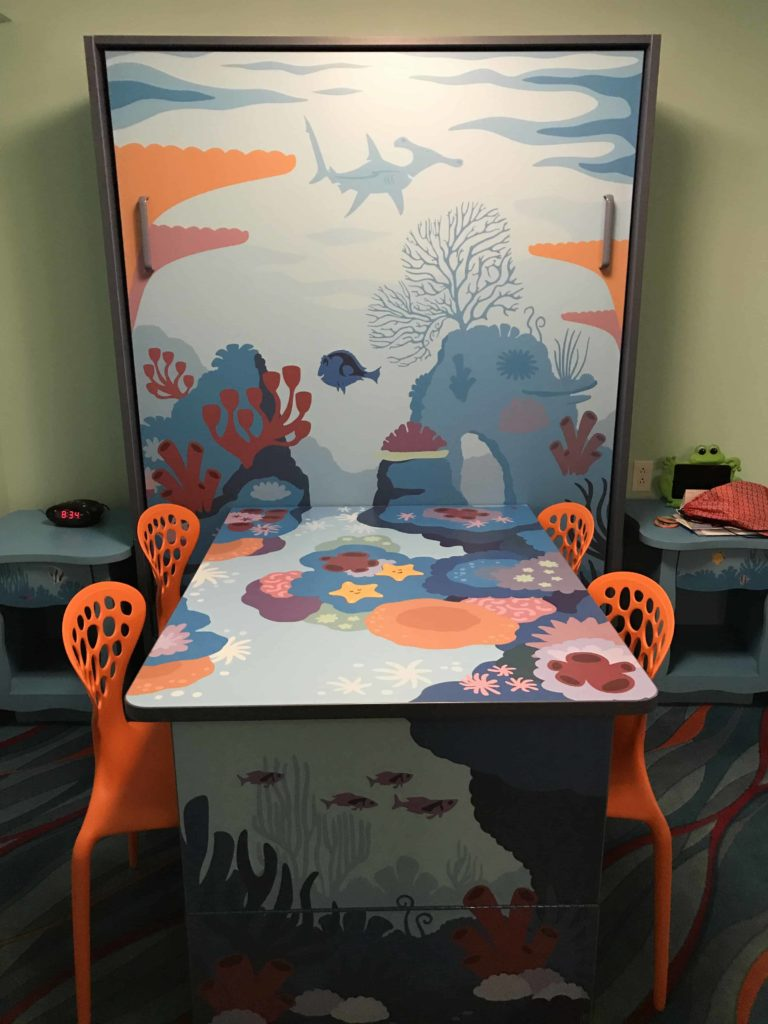 Art of Animation Hotel Nemo Suite