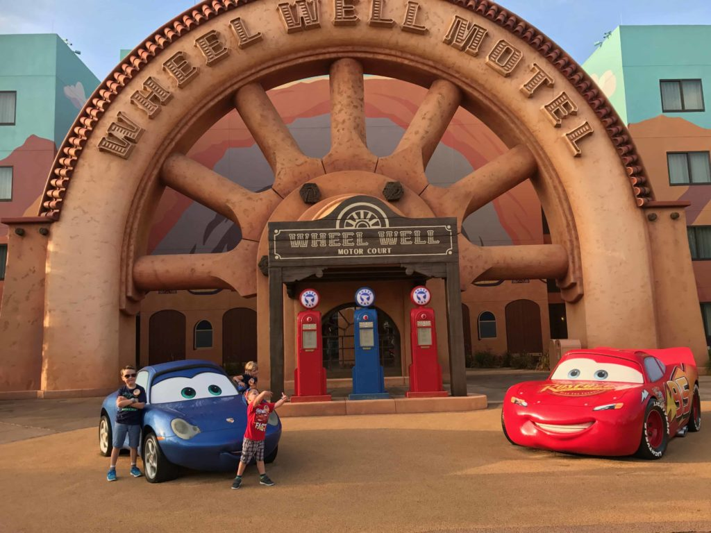 Cars - Art of Animation