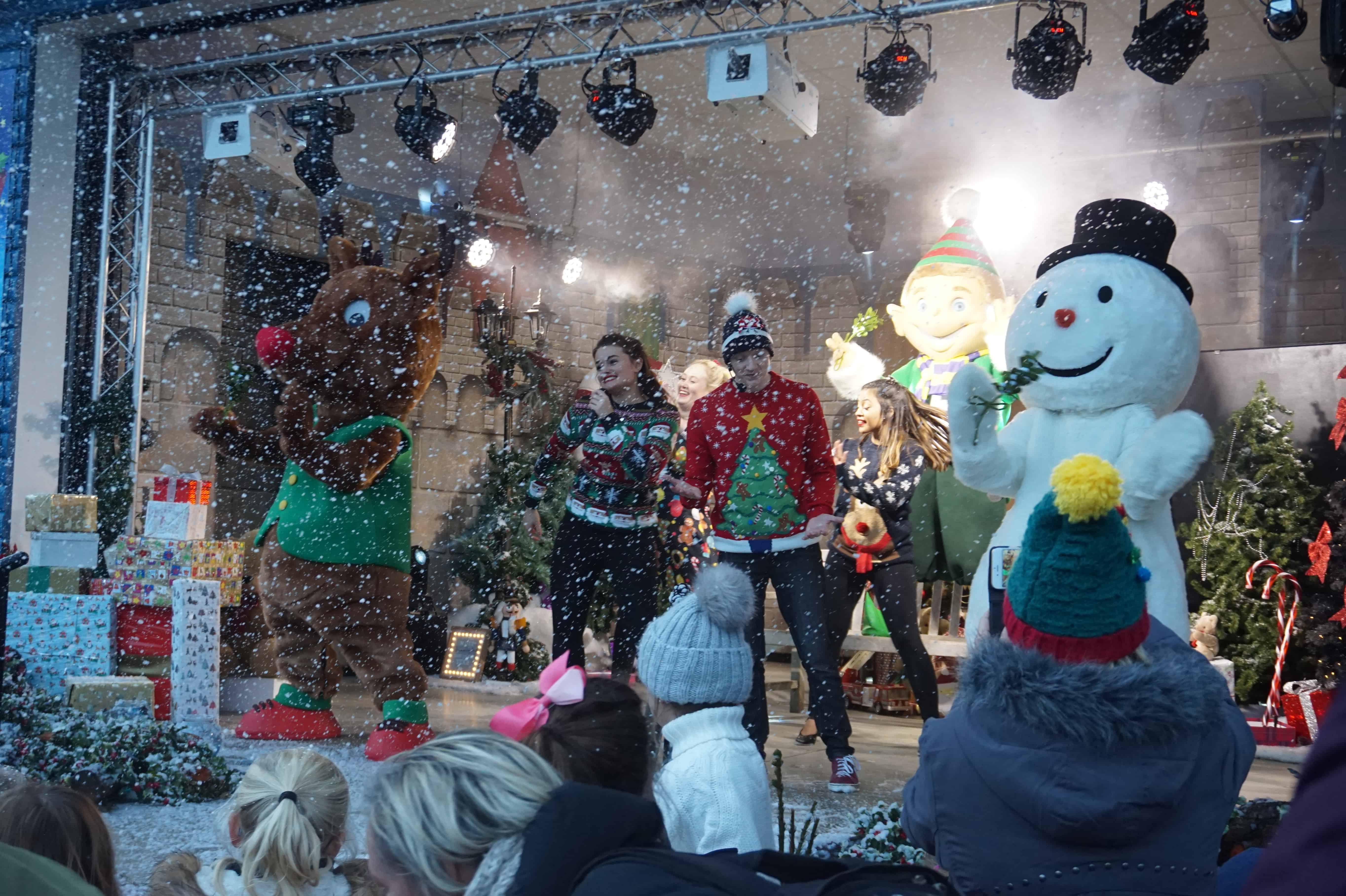 Paultons Park Christmas