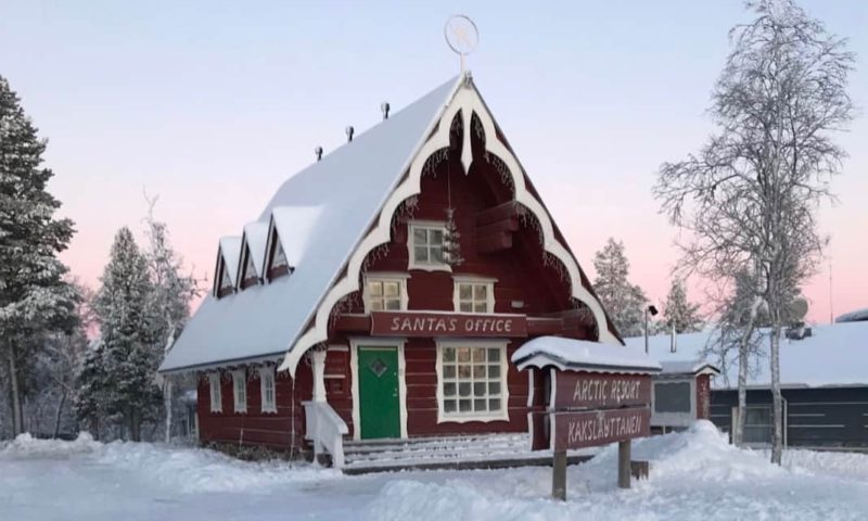 Santas Office