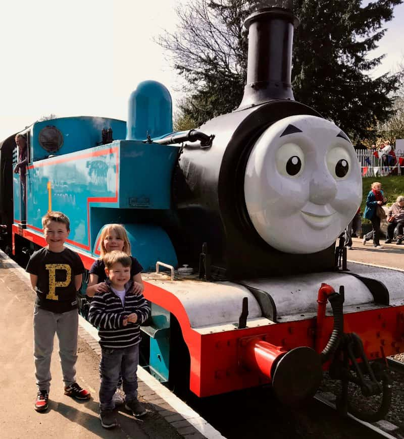 Day Out With Thomas Watercress Line