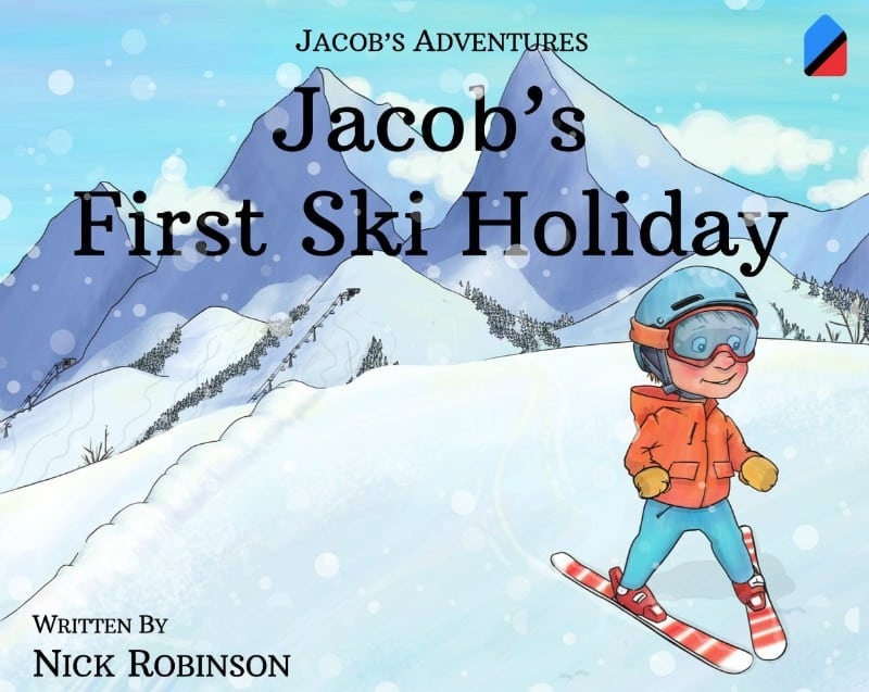Jacob's First Ski Holiday
