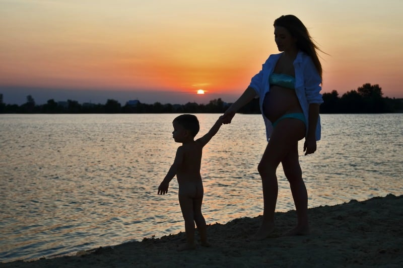 Travelling when pregnant