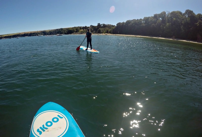 PaddleBoarding Studland