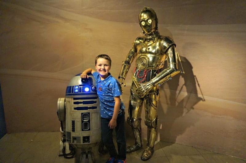 R2D2 C3PO