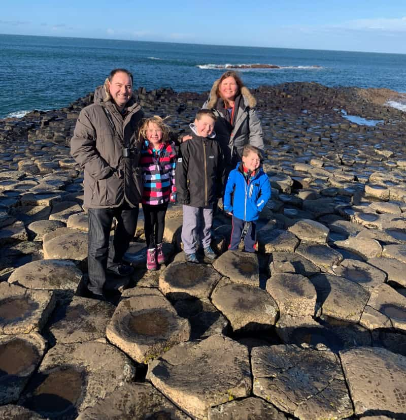 All - Giant's Causeway