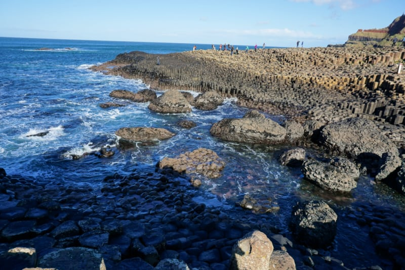 Giant's Causeway NT