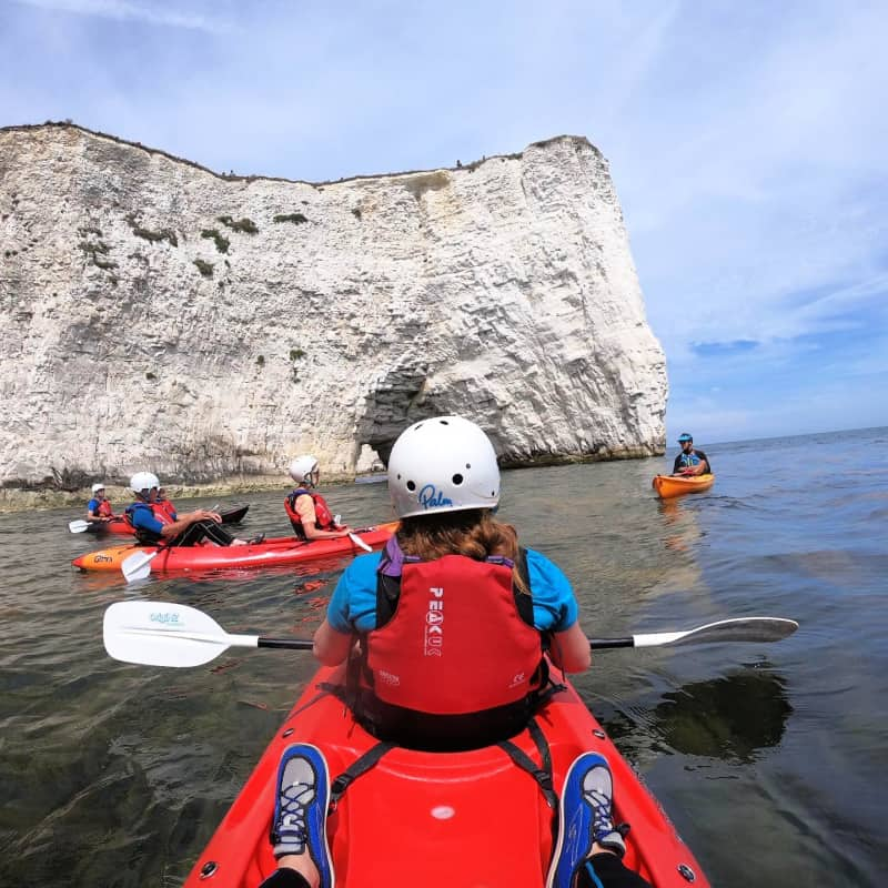Kayaking-Old-Harry-Rocks