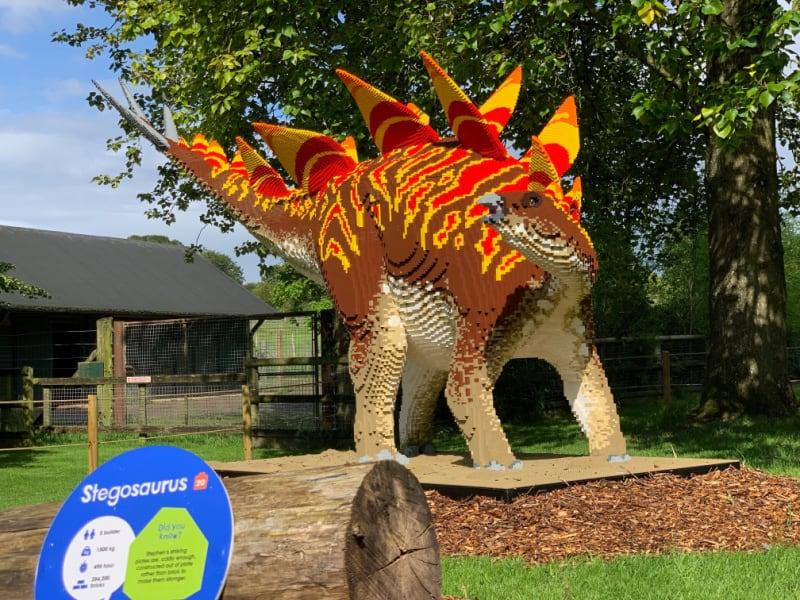 Brickosaur