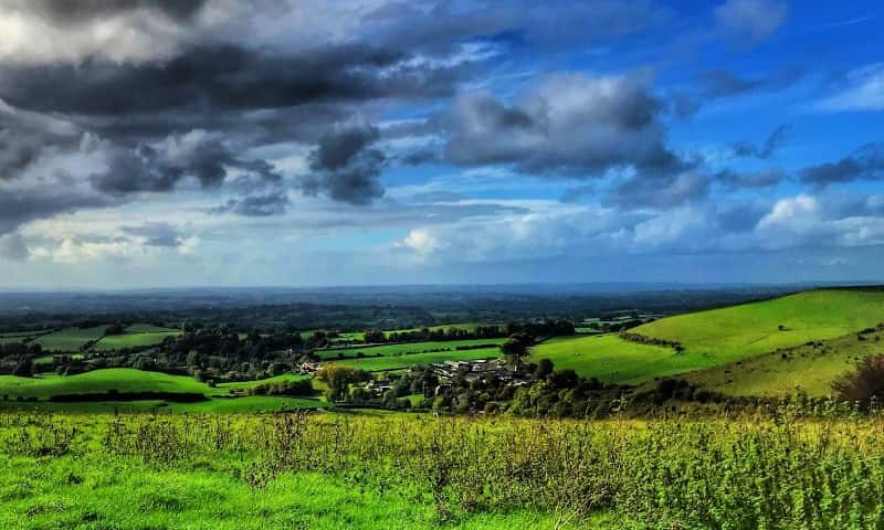 Fontmell-and-Melbury-Down
