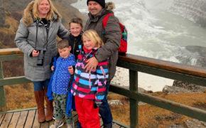 Family-Gullfoss