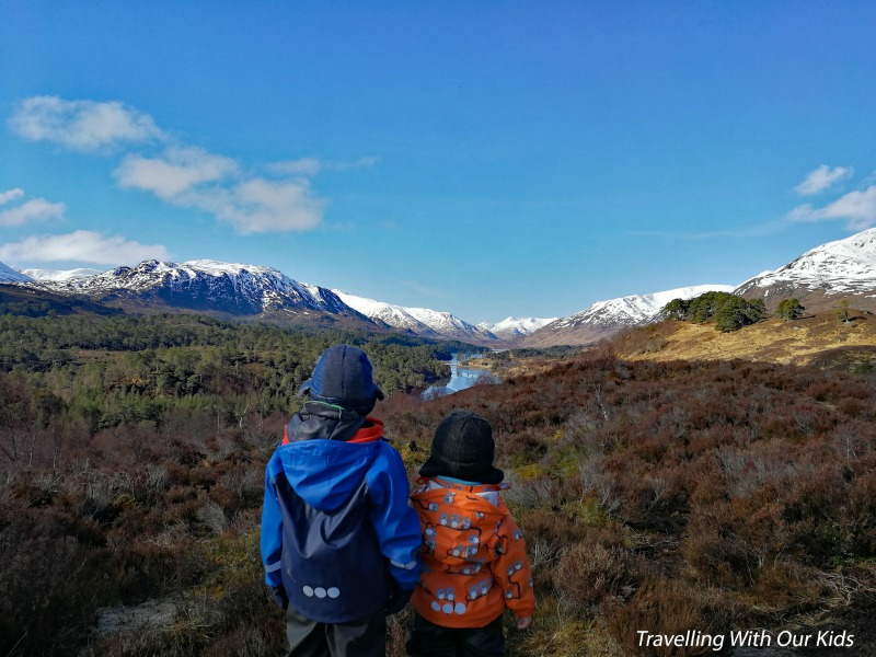 Travelling with our kids