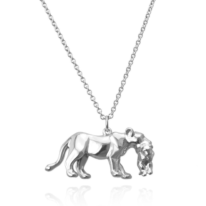 Lioness-Necklace