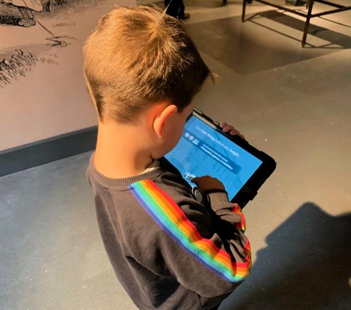 Sebby iPad