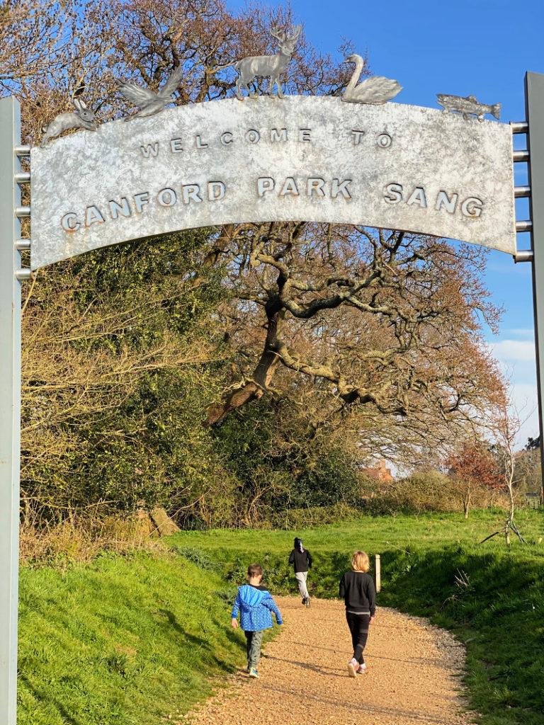 Canford Park Sang