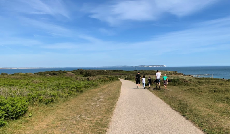 Hengistbury-Head-Walk