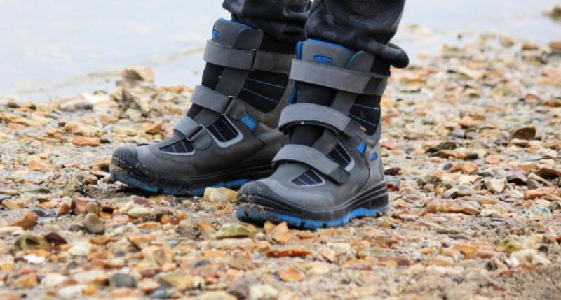 Keen Redwood Boots Isaac
