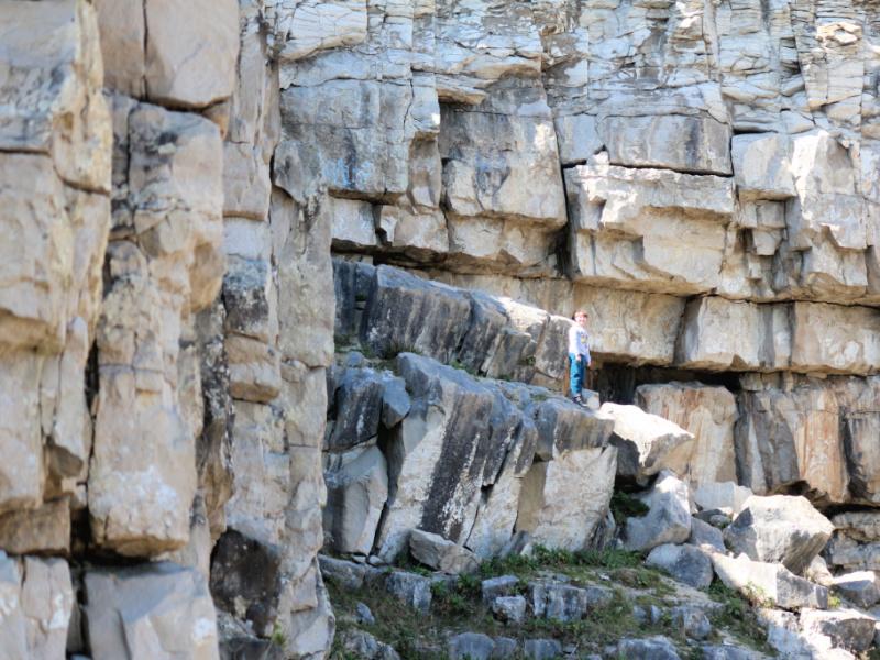 Isaac-cliff