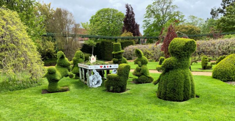 Beaulieu Gardens