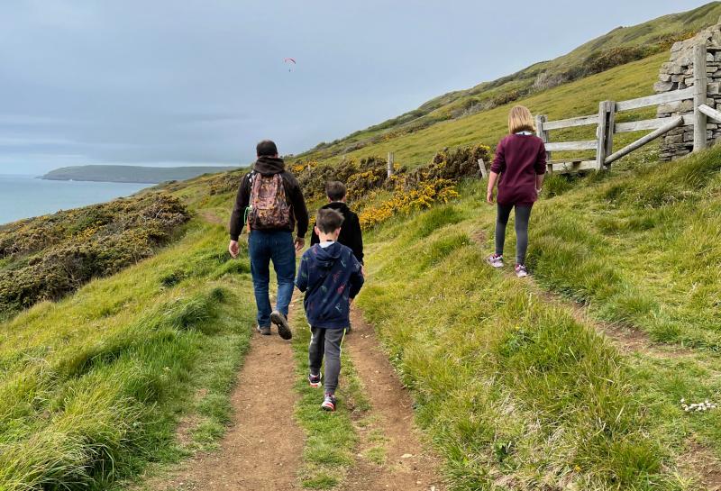 Jurassic-coastal-walk