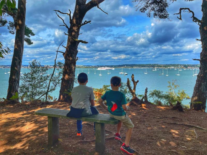 Brownsea Island View